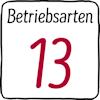 13 Betriebsarten