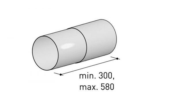 Teleskop-Rundrohr 150