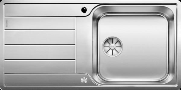 BLANCO CLASSIMO XL 6 S-IF Edelstahl bürstfinish