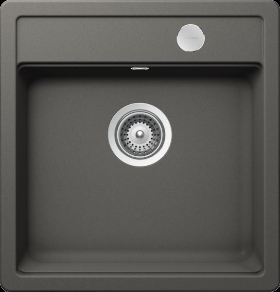 Schock - Mono N 100 S mit Glasschneidbrett/Resteschale