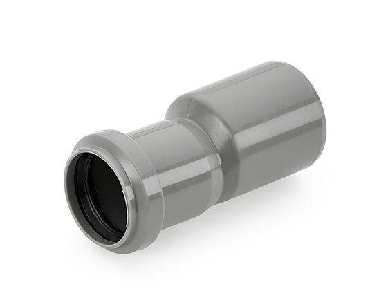 HT-Übergangsstück 40 / 50 mm