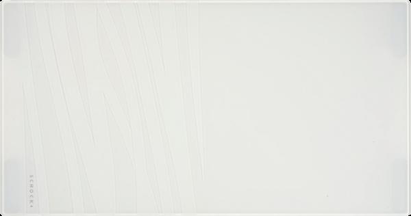 Schock - Glasschneidbrett weiß für Auflage-Spülen 629059