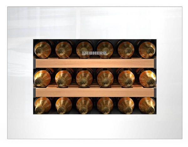 LIEBHERR Grandcru Weinklimaschrank, Einbaugerät, Nischenhöhe 45 cm,