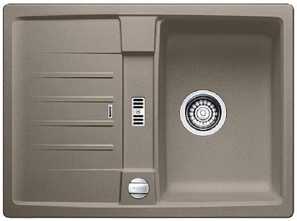 blanco blanco lexa 40 s im silgranit look puradur. Black Bedroom Furniture Sets. Home Design Ideas
