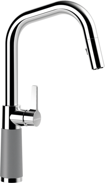Schock - Armatur SC 530 Hochdruck 556120 Schlauchbrause Cristalite