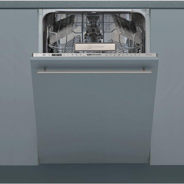 Bauknecht Vollintegrierbarer Geschirrspüler 45 cm BSIO 3T223 PE X