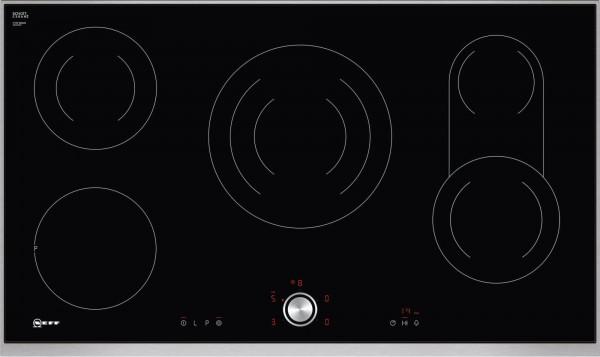 Neff TPT1816X Flächenbündig, TwistPad® Flat, 1 Zweikreis-Kochzone mit Bräterzuschalter