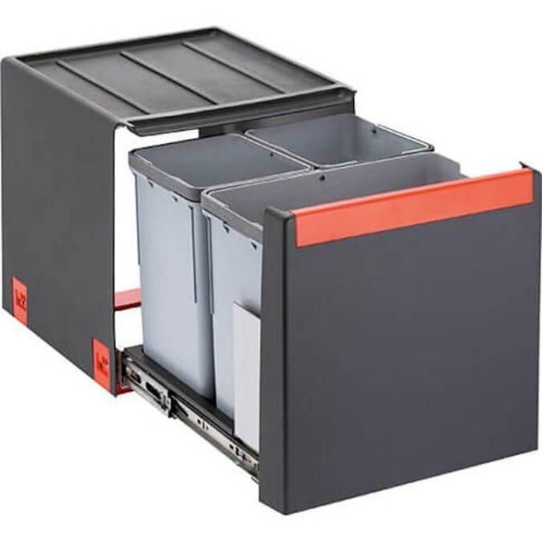 FRANKE Sorter Cube 40 Automatikauszug Abfalltrennung 3-fach