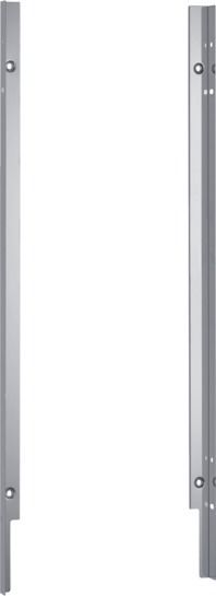 Siemens - Verblendungsleisten Edelstahl speedMatic (86,5 cm)