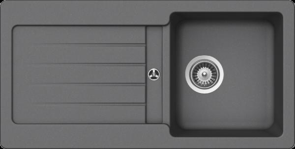 Schock - Einbauspüle TYPOS D 100 S