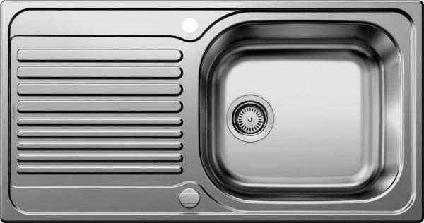 BLANCO TIPO XL 6 S Edelstahl Naturfinish
