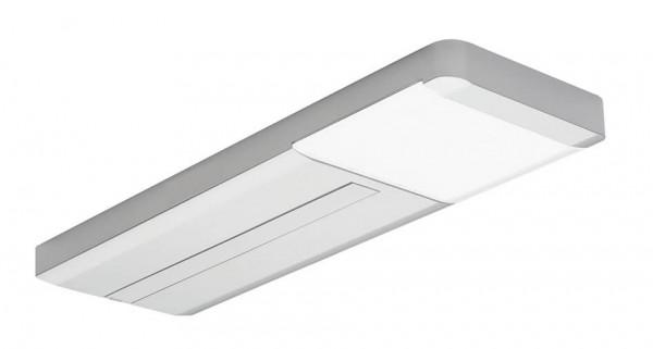 SK LD 8045 Flächen-LED-Leuchtenset alufarbig