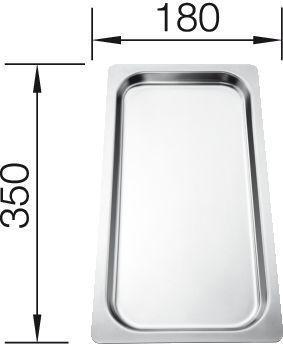 Blanco - Multidepotschale für Statura 220416