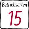 15 Betriebsarten