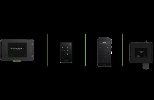 Berbel - Connect Remote Comfort Steuerung per Fernbedienung, AutoRun und App