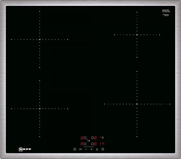 Neff TBB3640N Induktion, TouchControl, 4 Induktionskochzonen