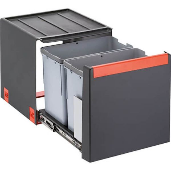 FRANKE Sorter Cube 40 Handauszug Abfalltrennung 2-fach