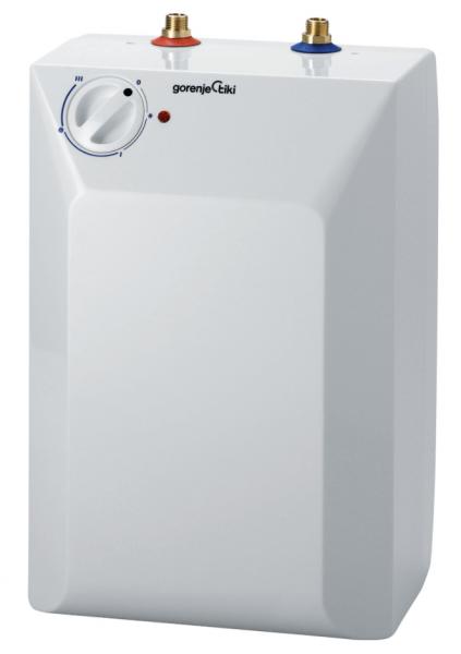 Gorenje Elektro-Speicher TEG S5 U drucklos für Untertisch-Montage 5 Ltr./2 KW, EEK: A