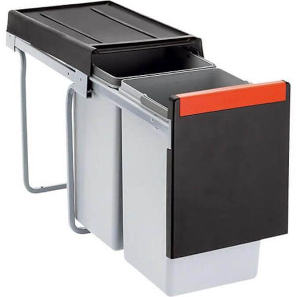 Franke Sorter Cube 30 Handauszug Abfalltrennung 2-fach