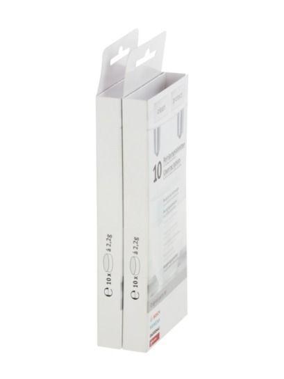 20 Reinigungstabletten (311561 Doppelpack) für Bosch, Siemens, Gaggenau, Neff