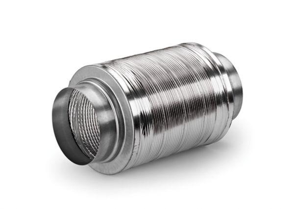 Naber - Schalldämpfer Aluminium 150