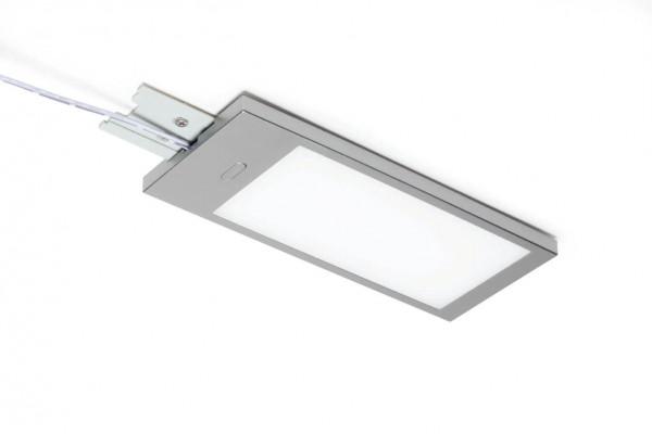 K-Pad LED-Leuchtenset mit Zentralschalter dimmbar