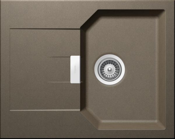 Schock - Einbauspüle Manhattan D 100 XS