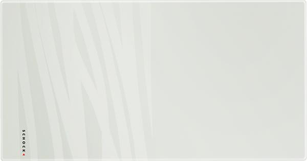 Schock - Edles Schneidbrett weiß