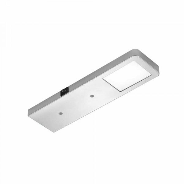 SK LD 8041 LED-Unterbau- Leuchtenset m. Zentralschalter, alufarbig, SMD-LED