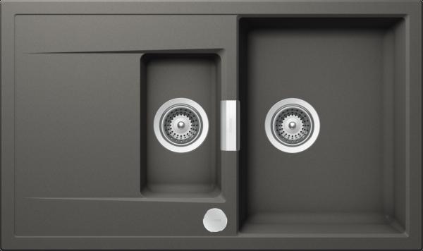 Schock - Einbauspüle MONO D 150 mit Glasschneidbrett