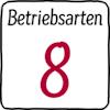 8 Betriebsarten