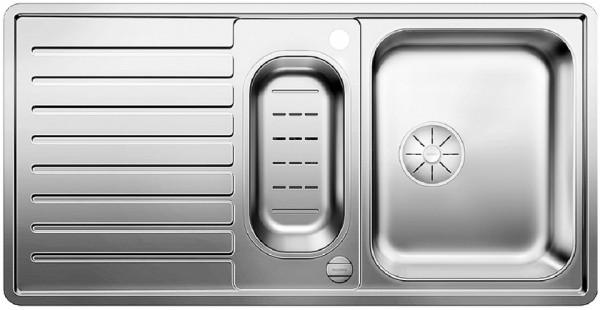 BLANCO CLASSIC Pro 6 S-IF Edelstahl seidenglanz