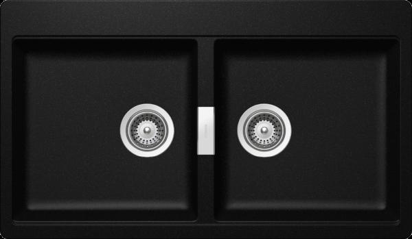 Schock - Einbauspüle Horizont N 200 inkl. Glasschneidbrett