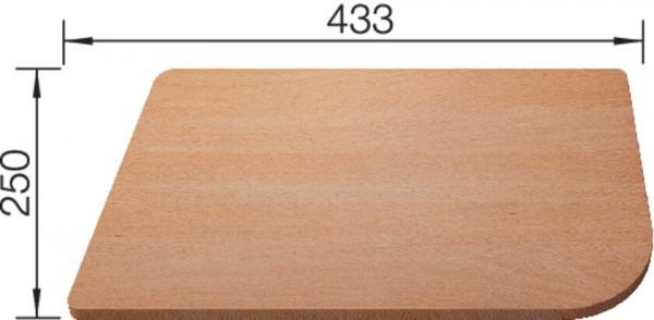 Blanco Schneidbrett aus massiver Buche 513484