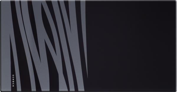 Schock - Glasschneidbrett schwarz für Auflage-Spülen