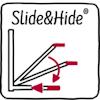 Slide&Hide