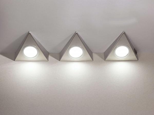 SK Astria LED-Leuchtenset mit Zentralschalter