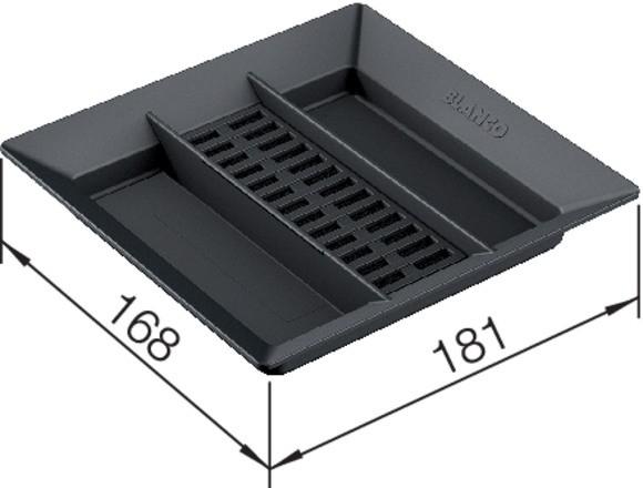 AktivBio-Deckel für Blanco Select und Flexon II