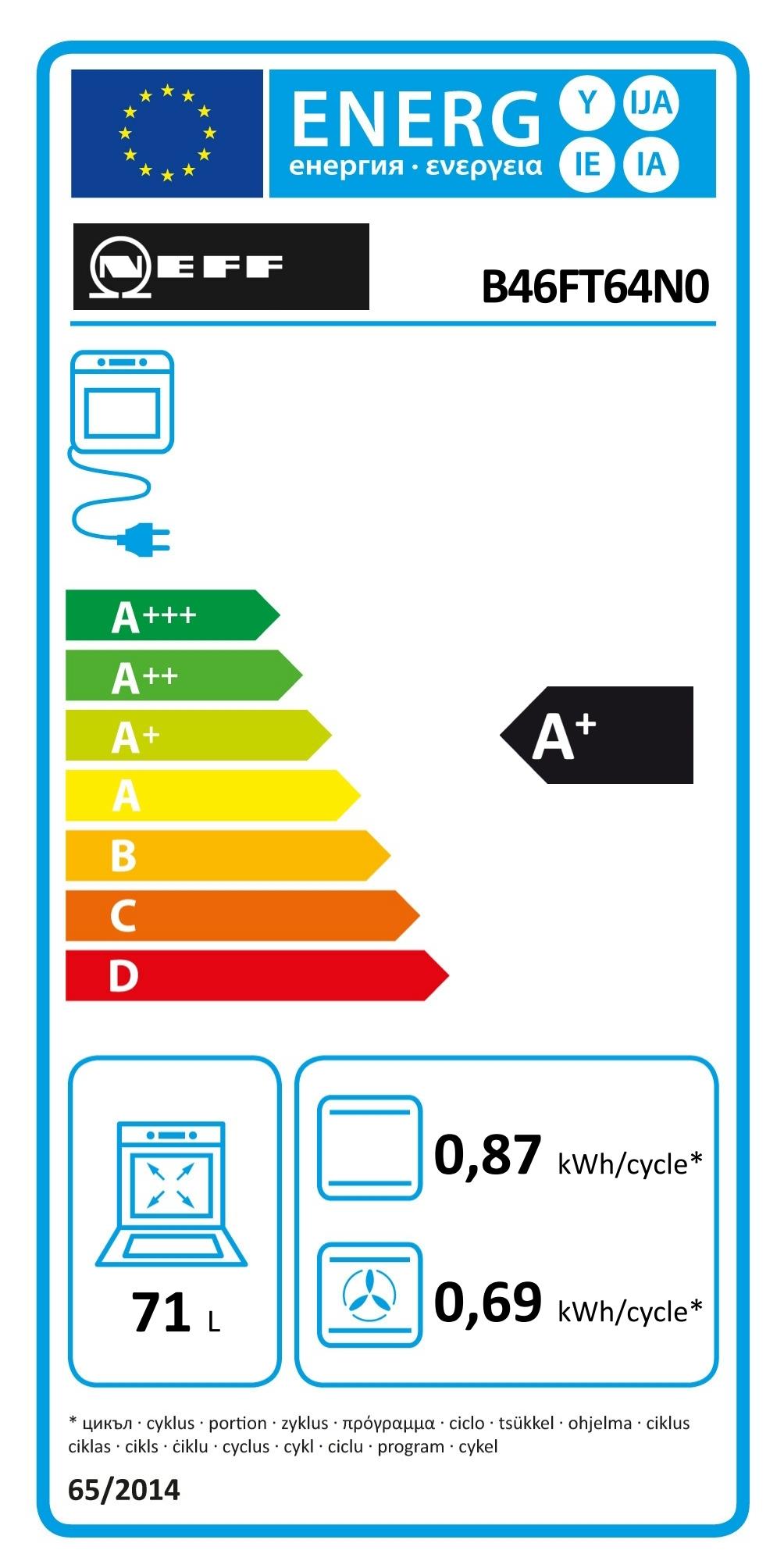 B46FT64N0-Energie