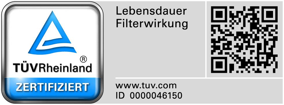 Permalyt-Zertifikat