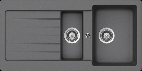 Schock - Einbauspüle TYPOS D 150