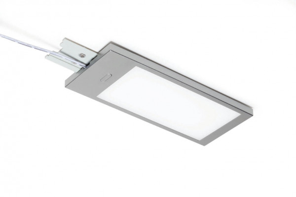 SK K-Pad Scala X LED-Unterbau-Leuchtenset edelstahlfarbig