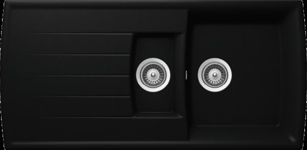 Schock - LOTUS D 150 mit Schneidbrett/Resteschale