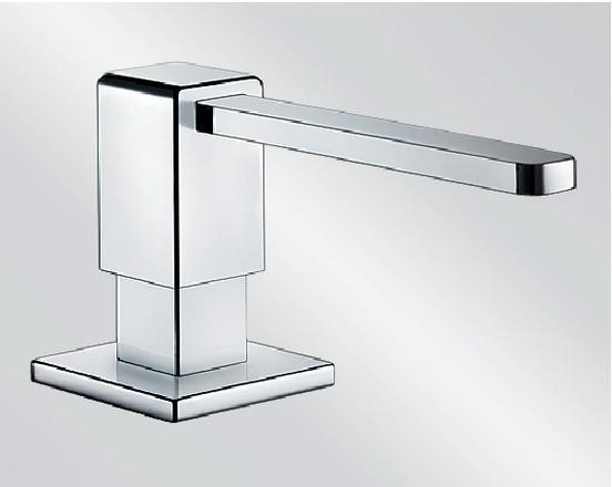 BLANCO LEVOS Spülmittelspender Metalloberfläche