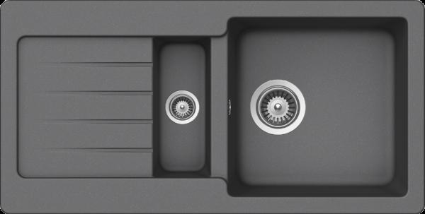 Schock - Einbauspüle TYPOS D 150 S