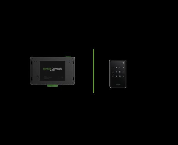 Berbel - Connect Remote Steuerung per Fernbedienung