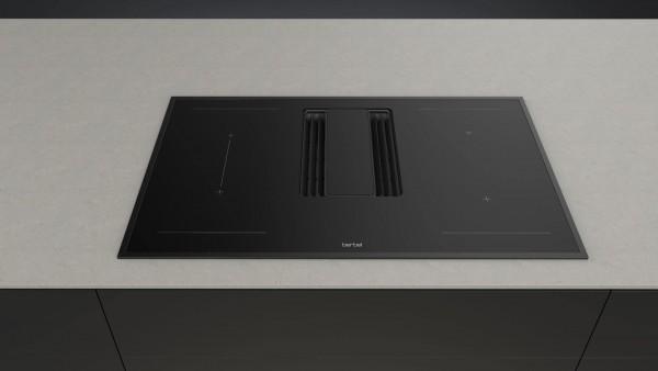 Kochfeldrahmen für BKF 83 DL-S schwarz-matt