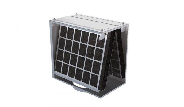 Berbel - Umluftfilter Permalyt BUR 150 für Skyline